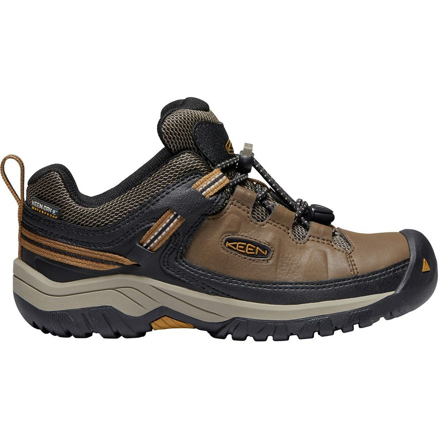 6d217d93bb09 KEEN Targhee Low WP Shoe - Boys