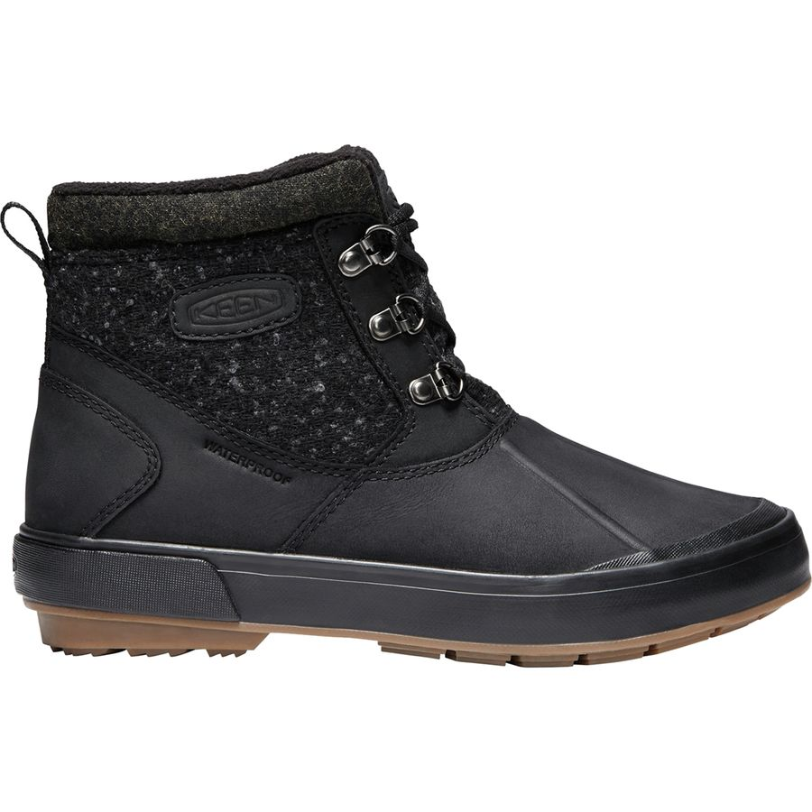 4af200d0909 KEEN Elsa II Ankle Wool Waterproof Boot - Women's