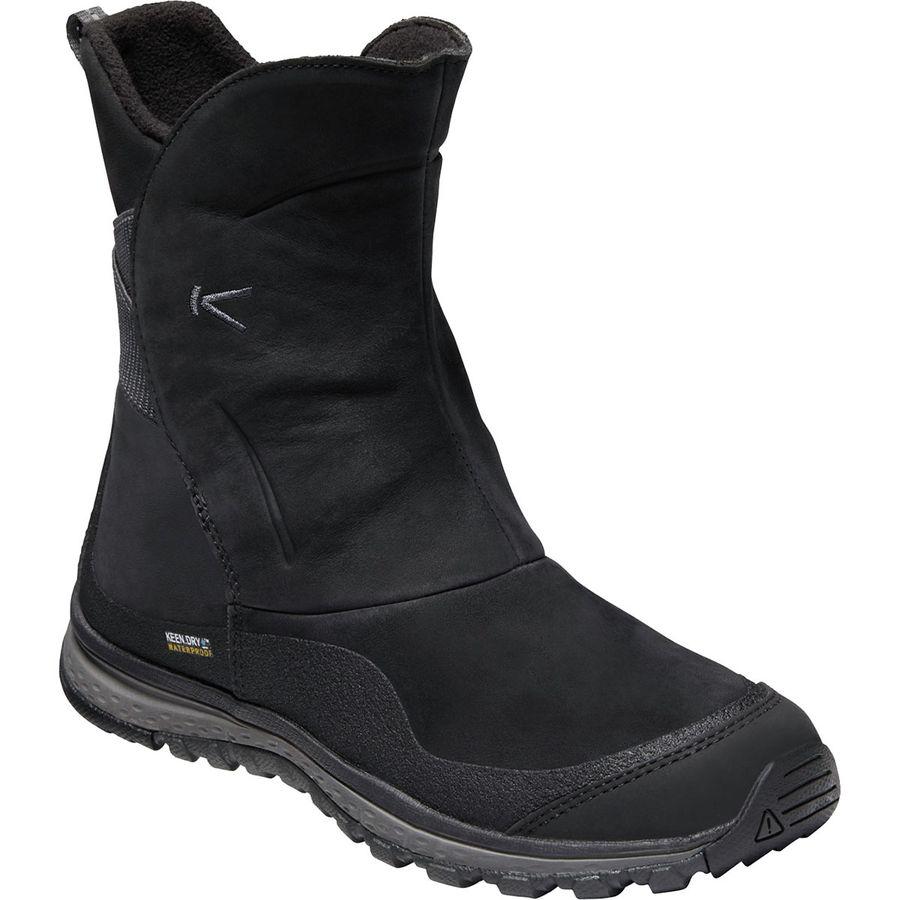 0be9d6658b KEEN - Winterterra Lea Waterproof Boot - Women's - Black/Raven