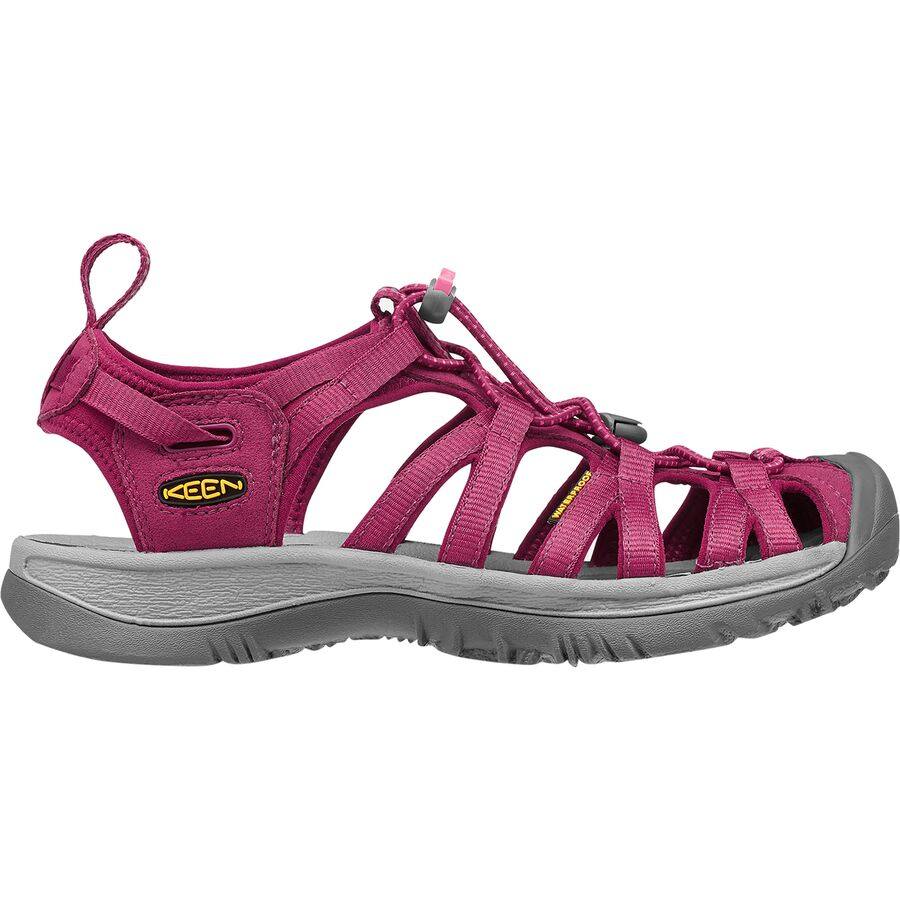 KEEN Whisper Sandal - Women s   Backcountry.com 6f8a2a39fc44