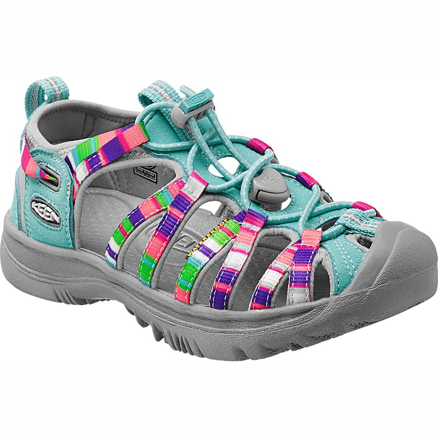 KEEN Whisper Sandal - Girls    Backcountry.com 11296c9873cf