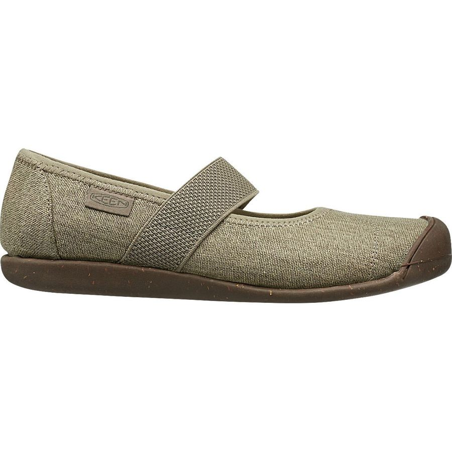 KEEN Sienna MJ Canvas Women's Brindle