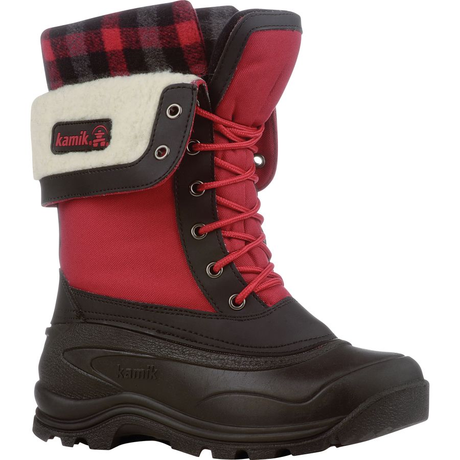 Kamik - Sugarloaf Boot - Women's - Red