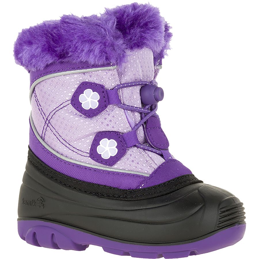 Toddler girls' boots are a sturdy and warm and cozy option for cold or rainy weather. The cute designs will add a touch of charm to any of her stylish baby jackets. Find beautiful baby and toddler girls' shoes for your little princess at Kmart.