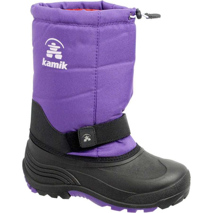 Kamik Rocket Boot - Girls' - Up to 70% Off | Steep and Cheap