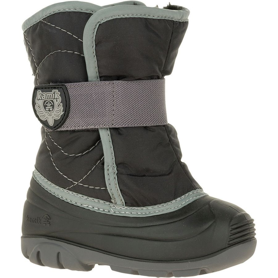 a4dbb3405f3a Kamik - Snowbug 3 Boot - Toddler Boys  - Black