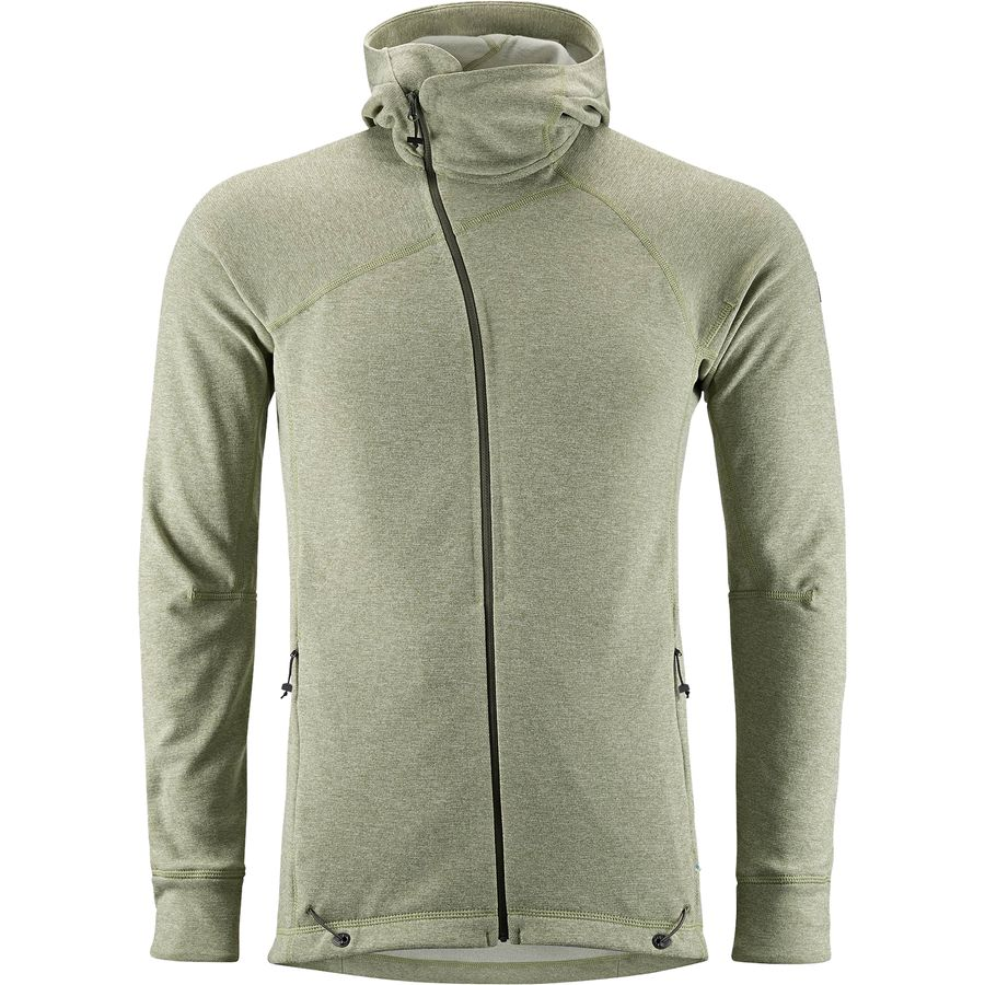 Klattermusen Njorun Hooded Fleece Jacket - Mens