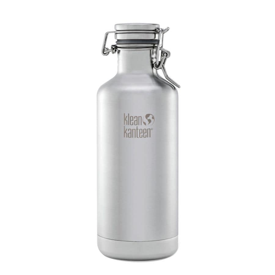 Klean Kanteen Vacuum Insulated Water Bottle With Swing Lok