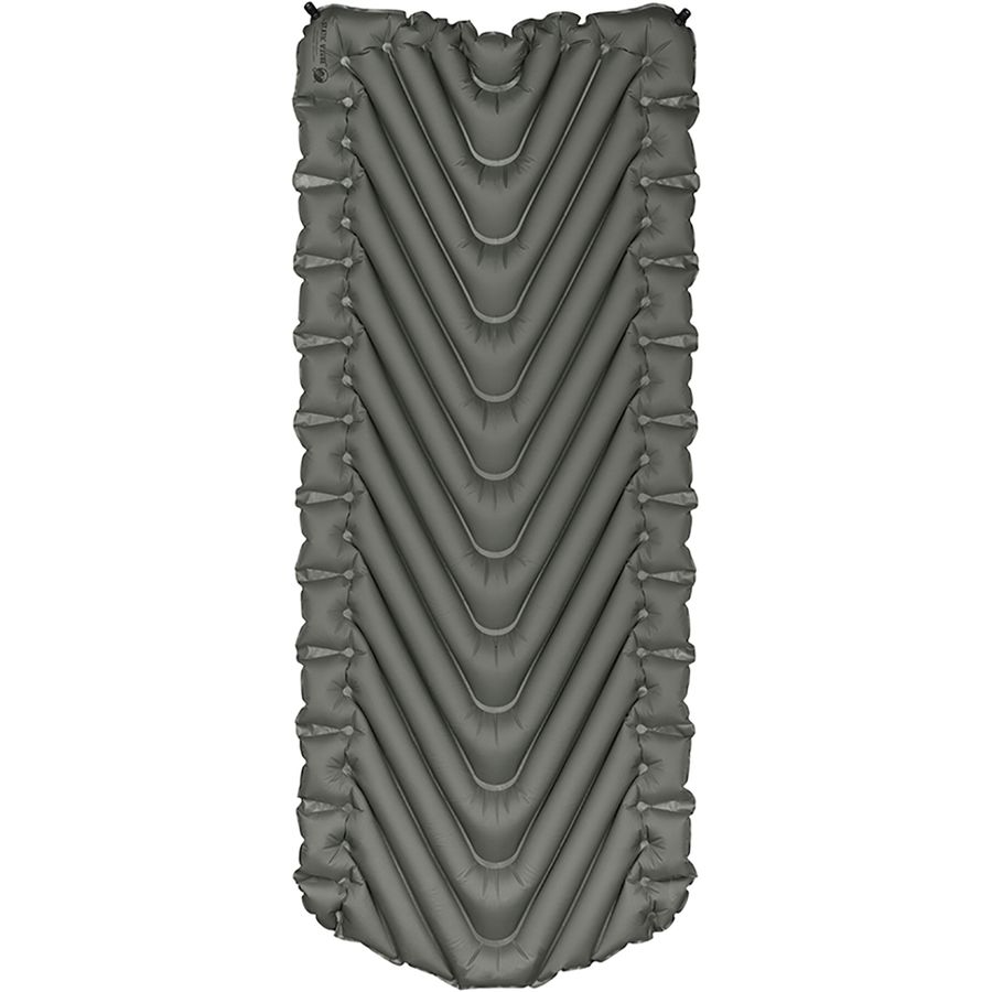 BRAND NEW KLYMIT Insulated Static V Luxe EXTRA LARGE Sleeping Pad Camping