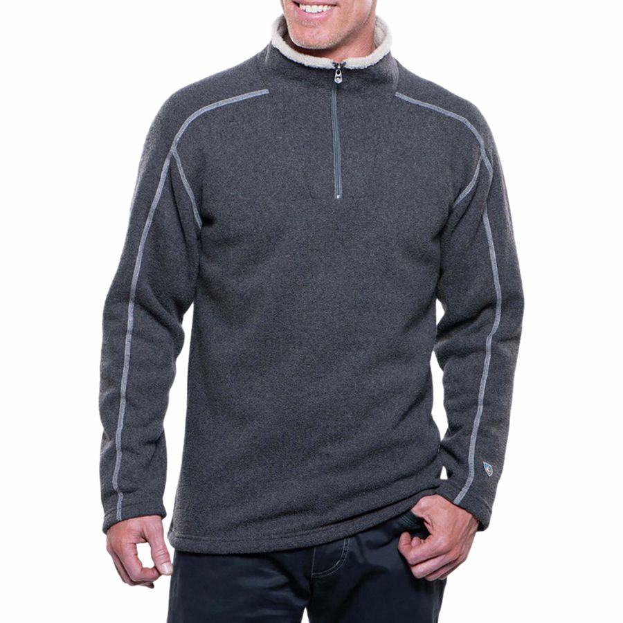 KÜHL Europa 1/4-Zip Fleece Jacket - Mens
