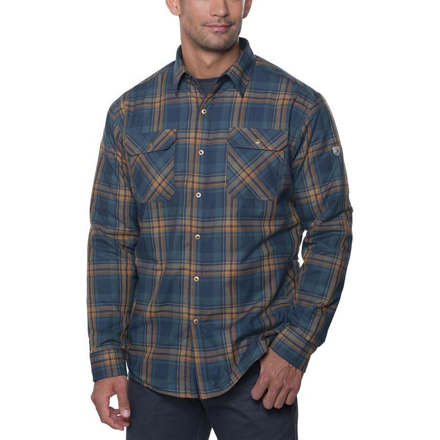 KÜHL Outrydr Flannel Shirt - Mens