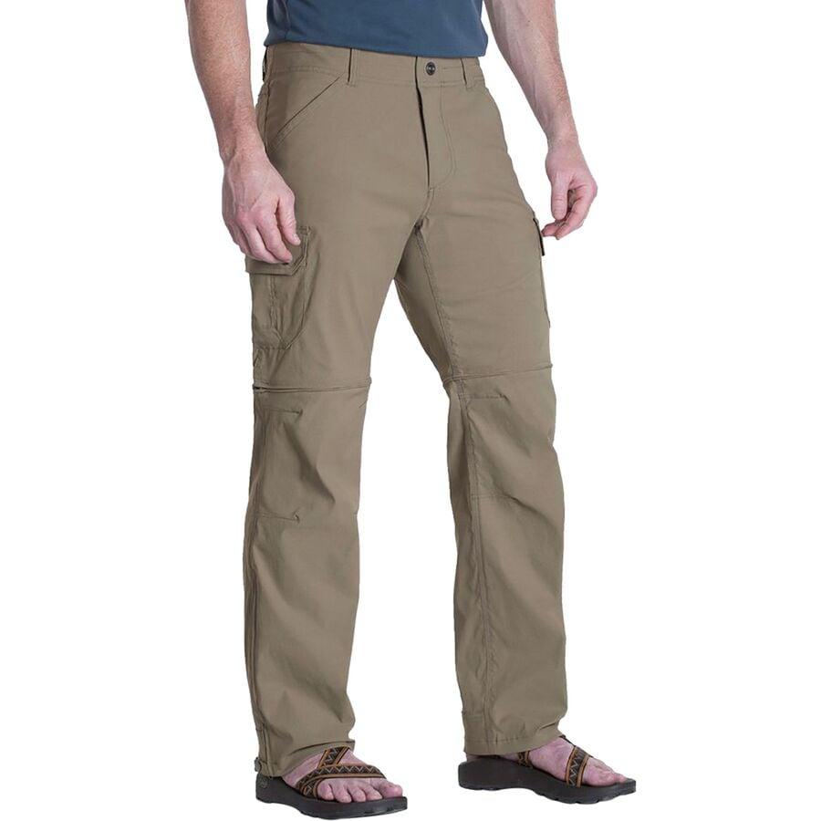 4d0b71a96c KUHL - Renegade Kargo Convertible Pant - Men's - Buckskin Khaki