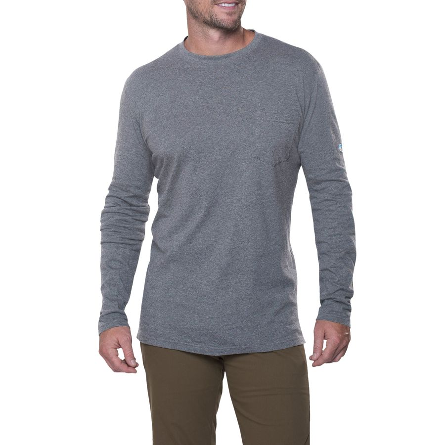 KÜHL Stir T-Shirt - Long-Sleeve - Mens
