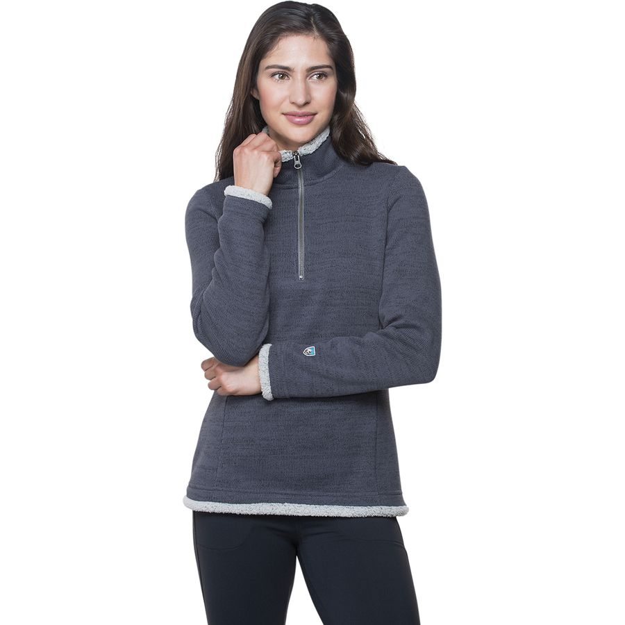 853a055d074 KUHL - Alska 1 4-Zip Jacket - Women s - Pavement