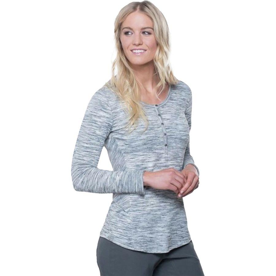 KÜHL Svenna Shirt - Long-Sleeve - Womens