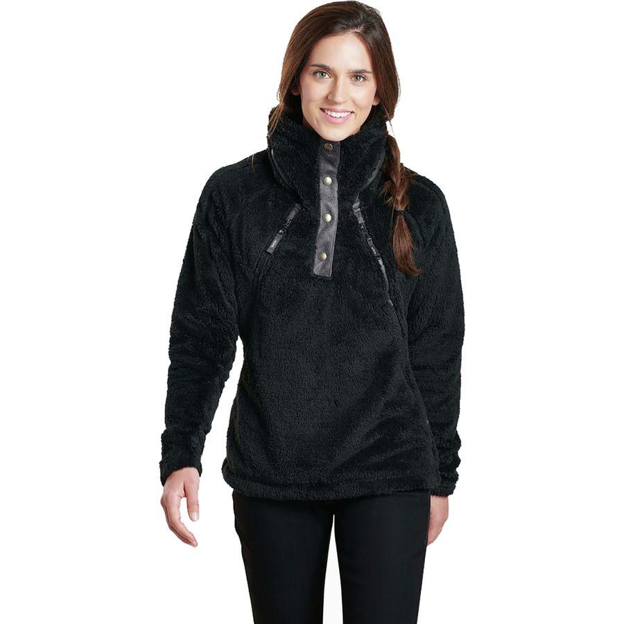 417e94666 KUHL Flight Pullover Fleece Jacket - Women's