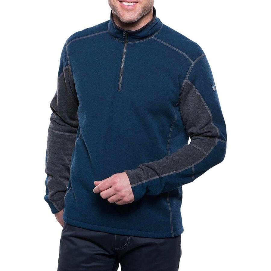 KÜHL Revel 1/4-Zip Sweater - Mens
