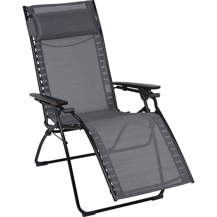 High Quality Lafuma   Evolution Recliner Chair   Obsidian
