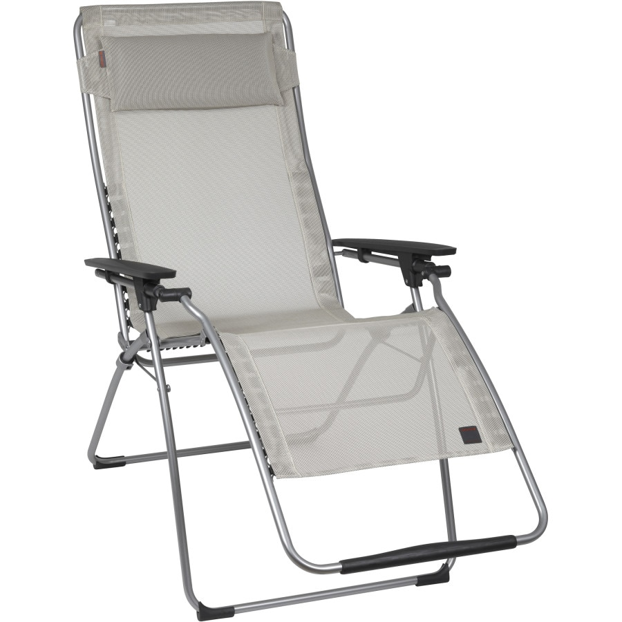Lafuma futura clipper xl recliner for Chaise longue carrefour