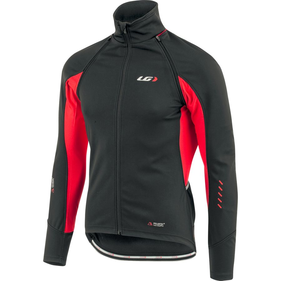 Louis Garneau Spire Convertible Cycling Jacket Men S
