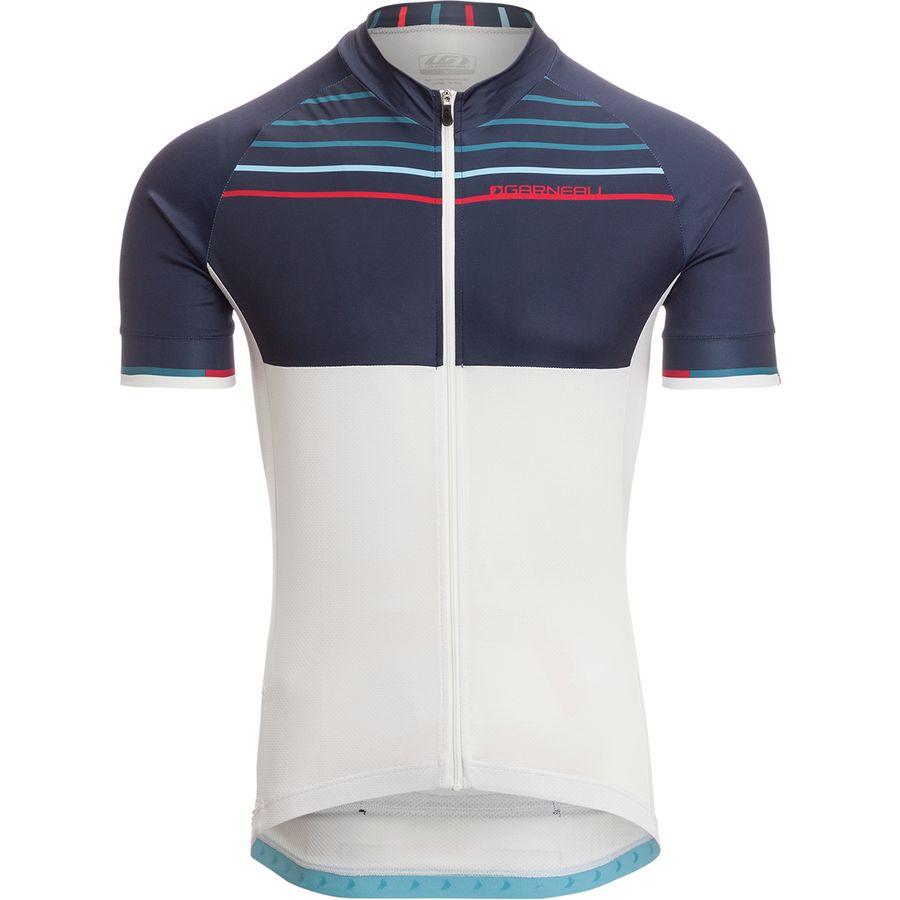 Louis Garneau - Equipe PS Jersey - Short-Sleeve - Men s - Minimalist 93a2ef119