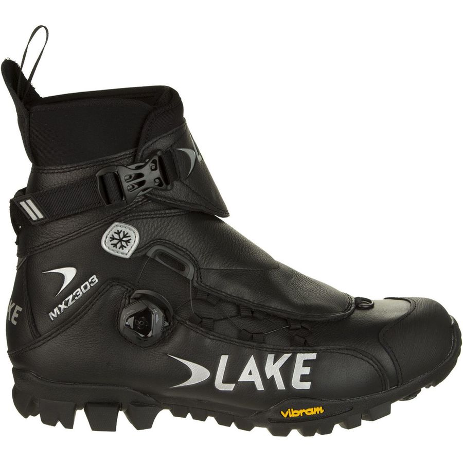 Brown Lake Cycling 2018 Mens MXZ200 Winter Mountain Cycling Shoes