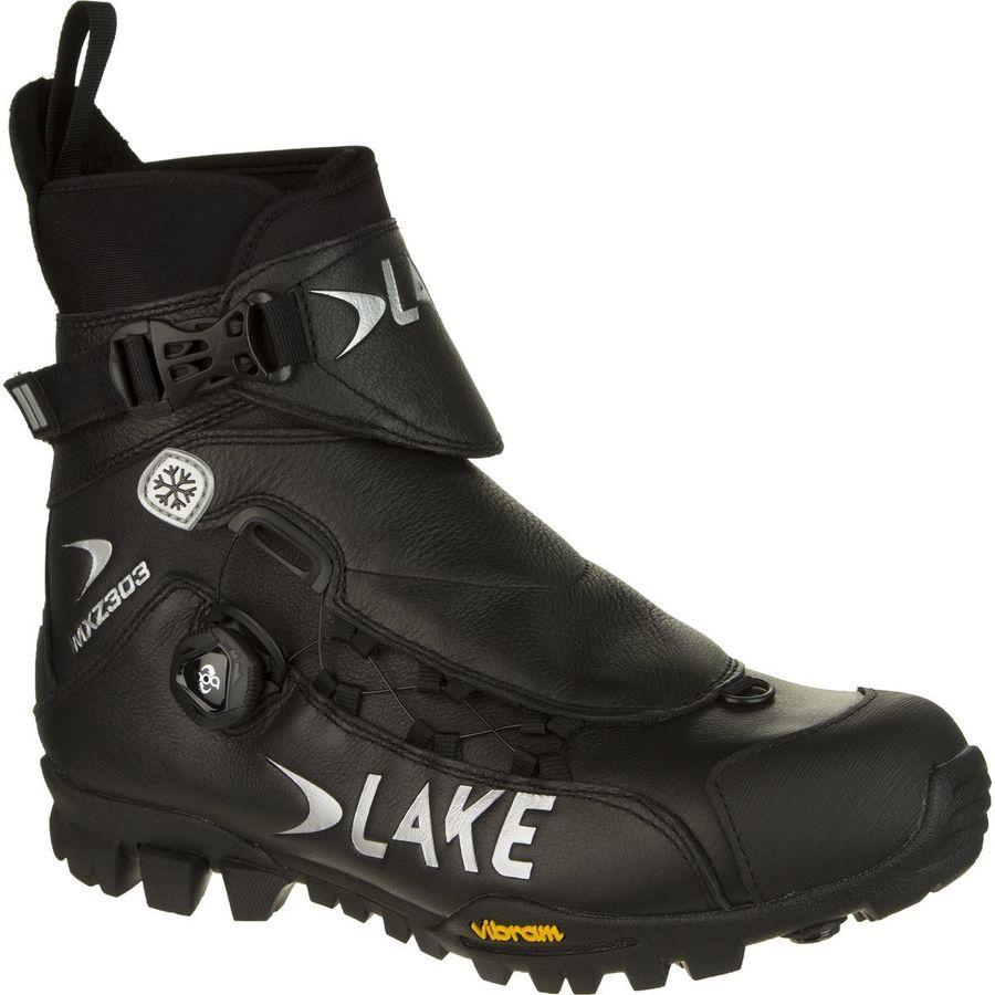 3108671146f Lake - MXZ303 Wide Winter Cycling Boot - Men s - Black