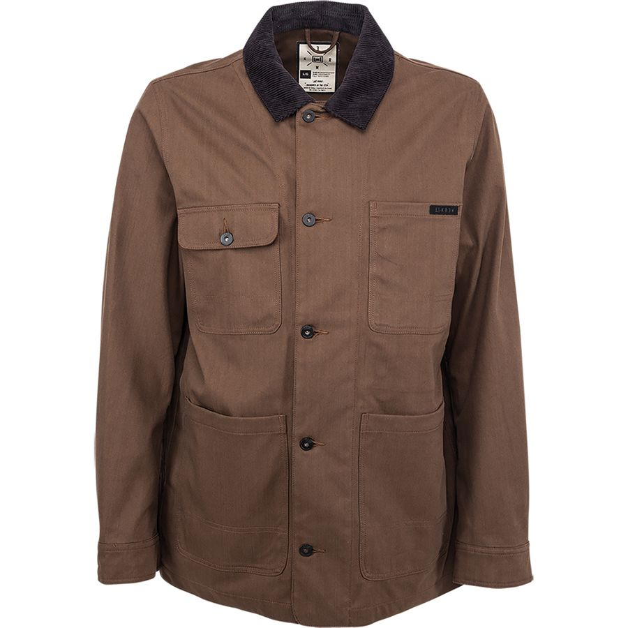 L1 KR3W Yard Jacket - Mens