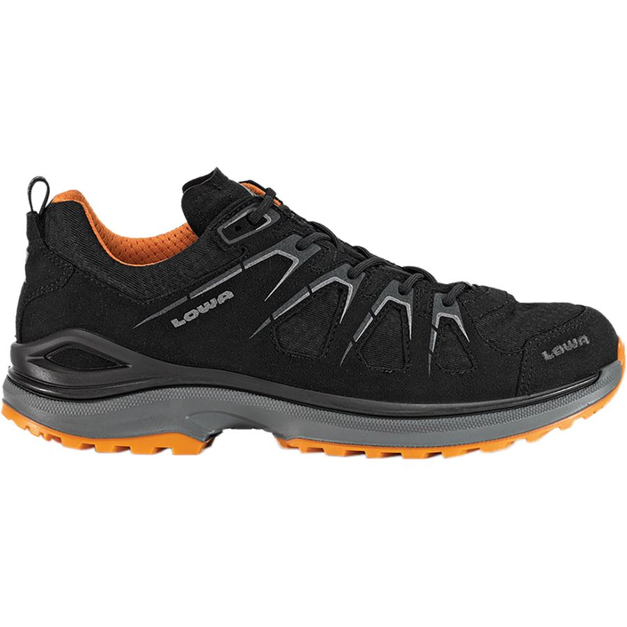 Lowa Innox Evo GTX Lo Hiking Shoe Men's BlackOrange
