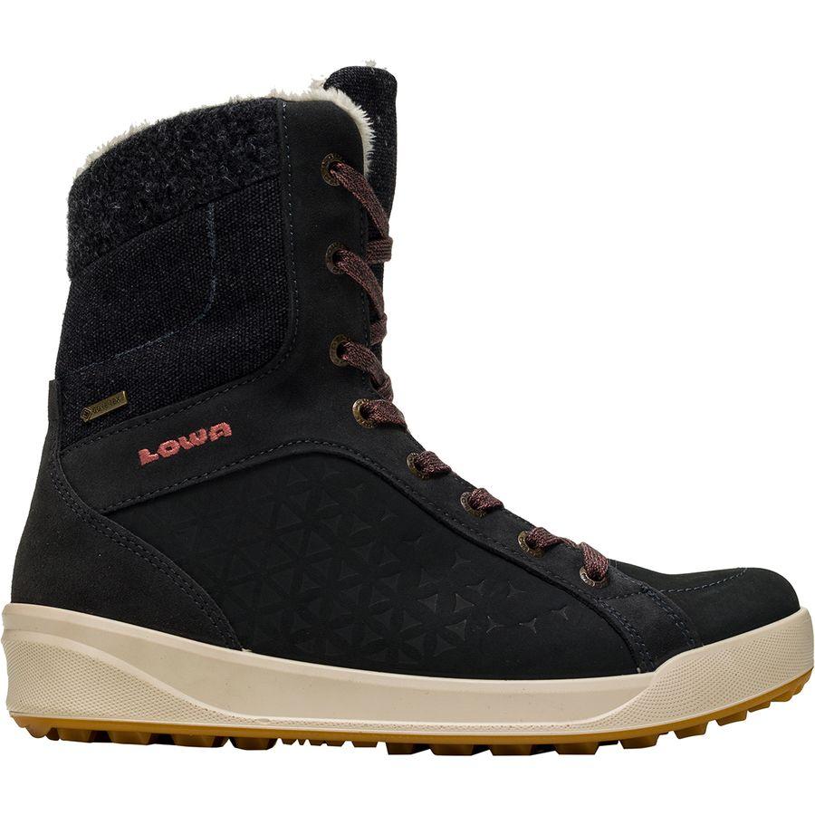 Lowa - Fiss GTX Mid Boot - Women s - Anthracite 76666b85cfc3