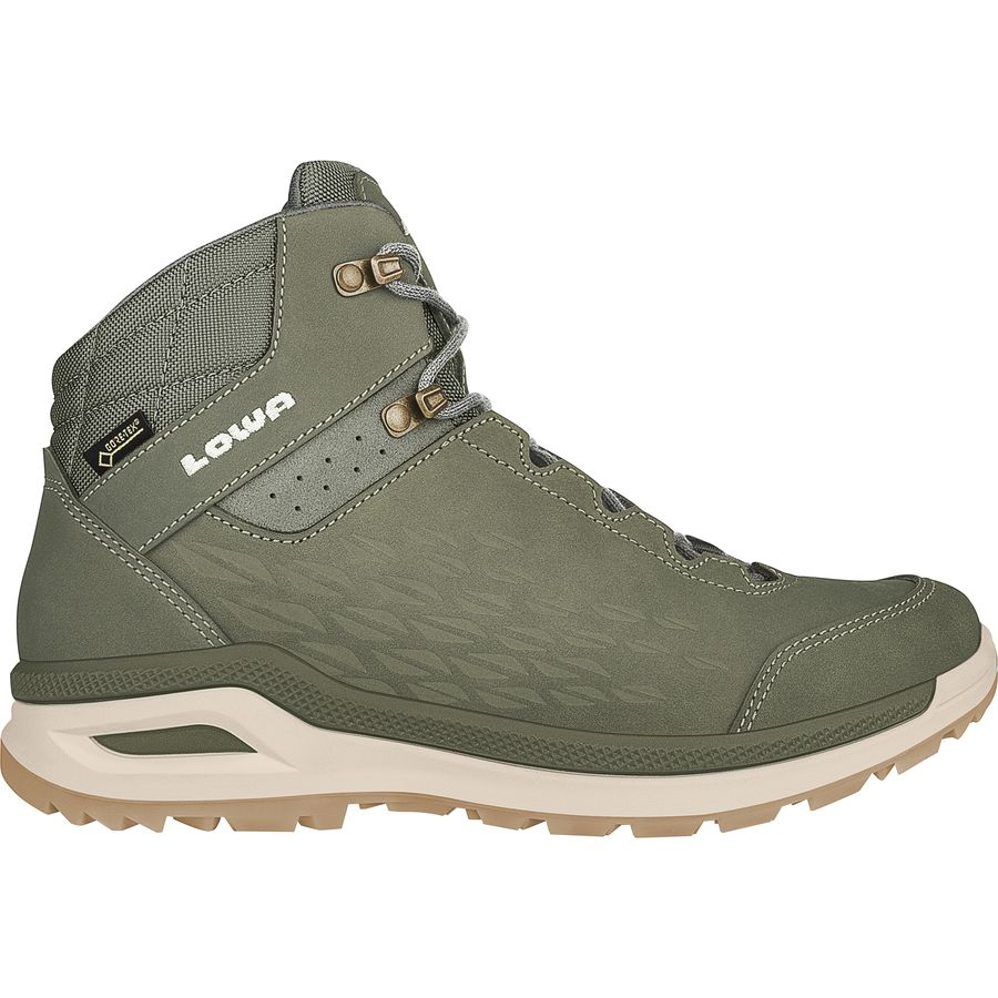 Lowa - Locarno GTX QC Hiking Boot - Women s - Reed Off White bc089ee85