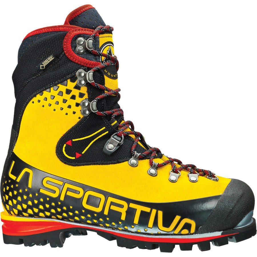 La Sportiva - Nepal Cube GTX Mountaineering Boot - Men's - Yellow