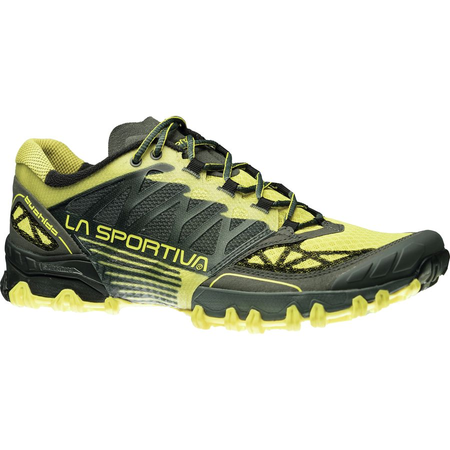 La Sportiva - Bushido Trail Running Shoe - Men's - Carbon/Butter