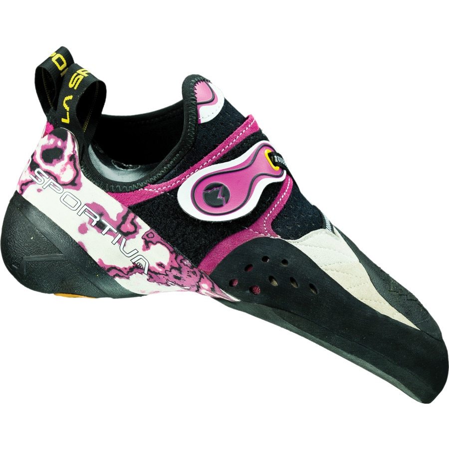 Best Drop Shipping Vibram Womens Climbing shoes Pink white
