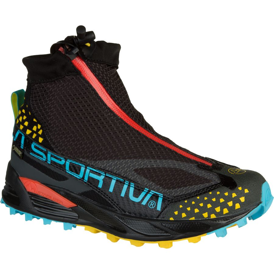 622c8afba08a La Sportiva - Crossover 2.0 GTX Trail Running Shoe - Women s - Black Malibu  Blue