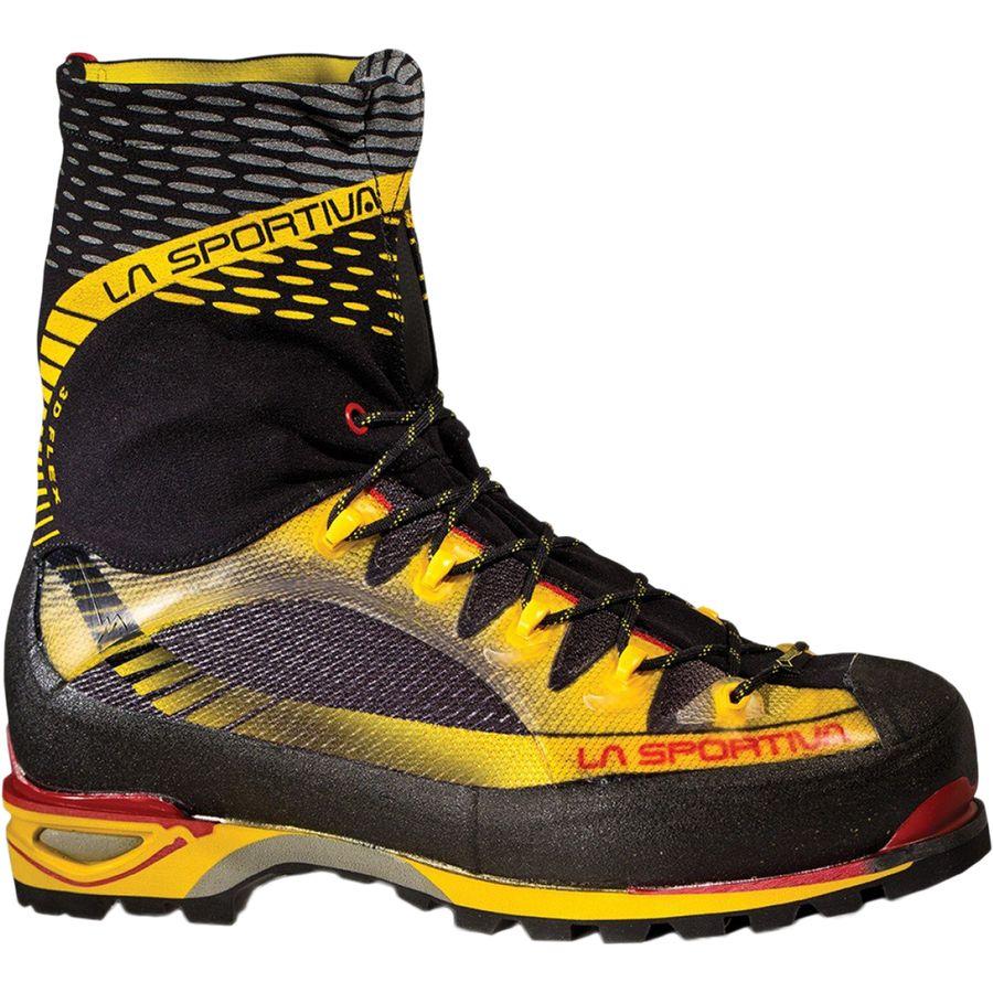Value Hot Sale La Sportiva Trango Ice Cube Gtx Mountaineering Boots Mens Black 8J4A