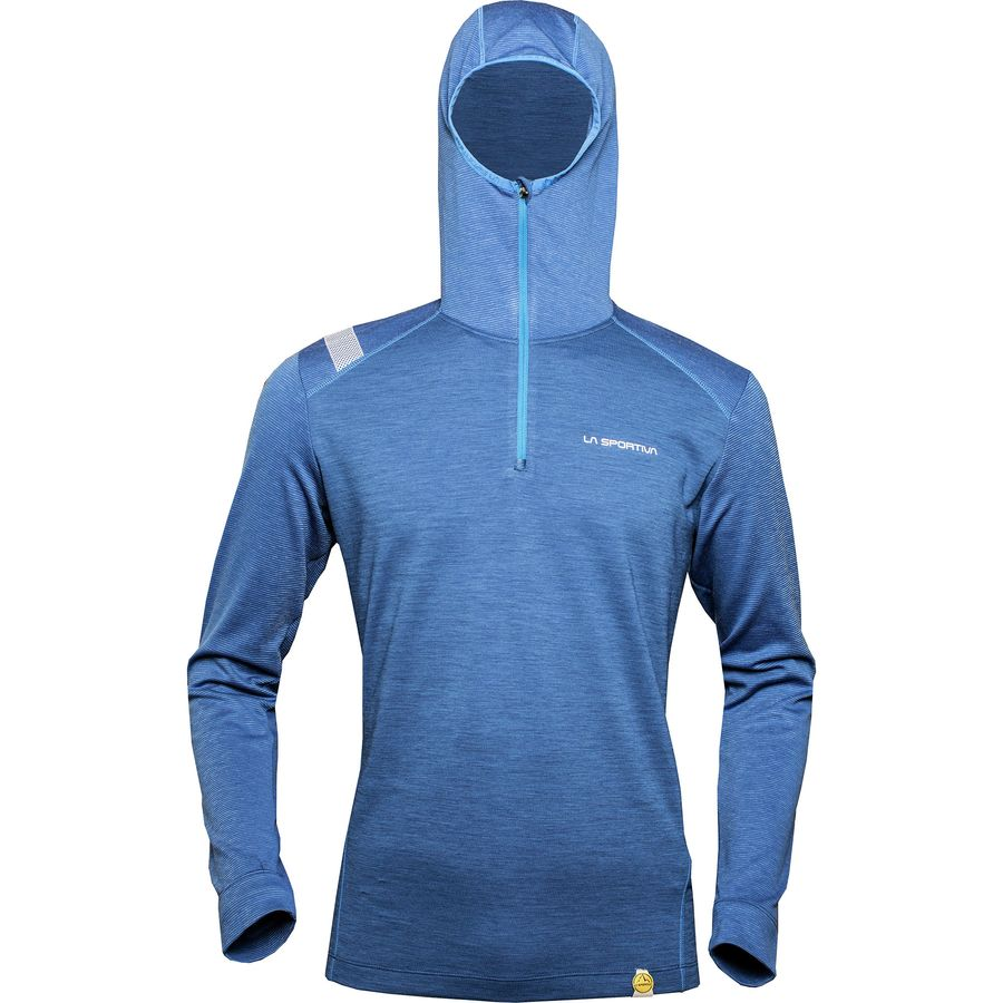 La Sportiva Stratosphere Hooded Shirt - Mens
