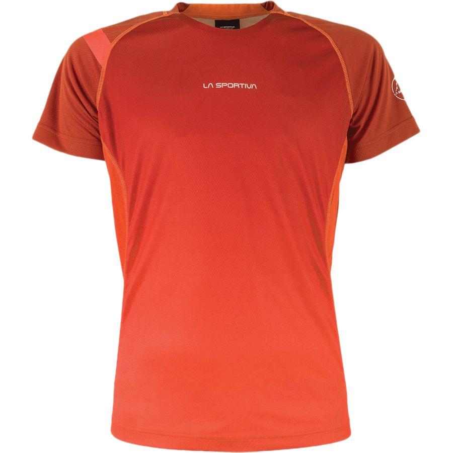 La Sportiva Apex T-Shirt - Short-Sleeve - Mens