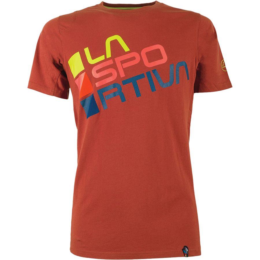 La Sportiva Square T-Shirt - Mens