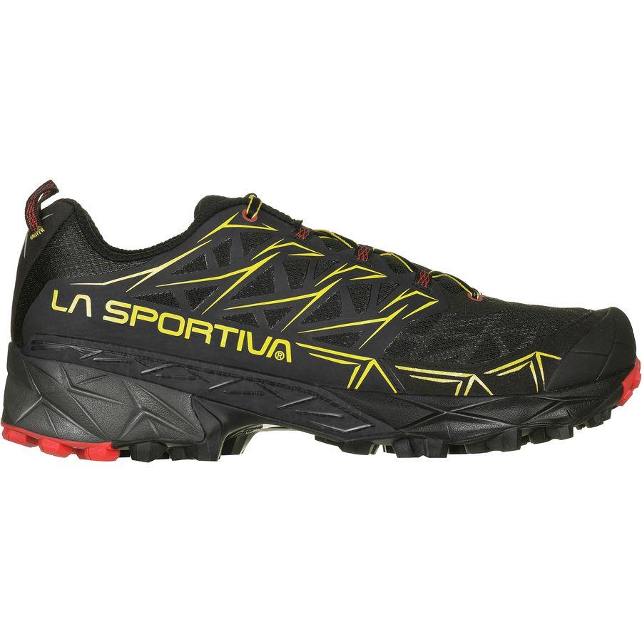 La Sportiva AKYRA - Trail running shoes - black v3os8h
