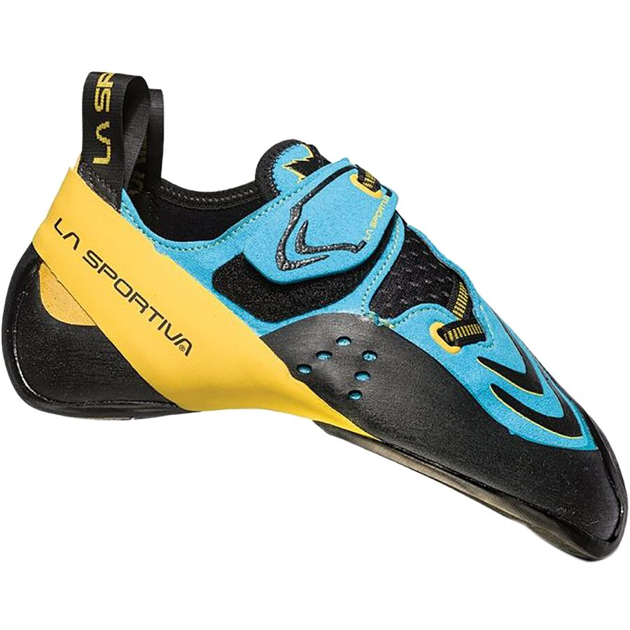La Sportiva - Futura Climbing Shoe - Blue/Yellow