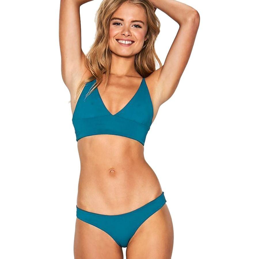 l space sensual solids sandy classic bikini bottom women