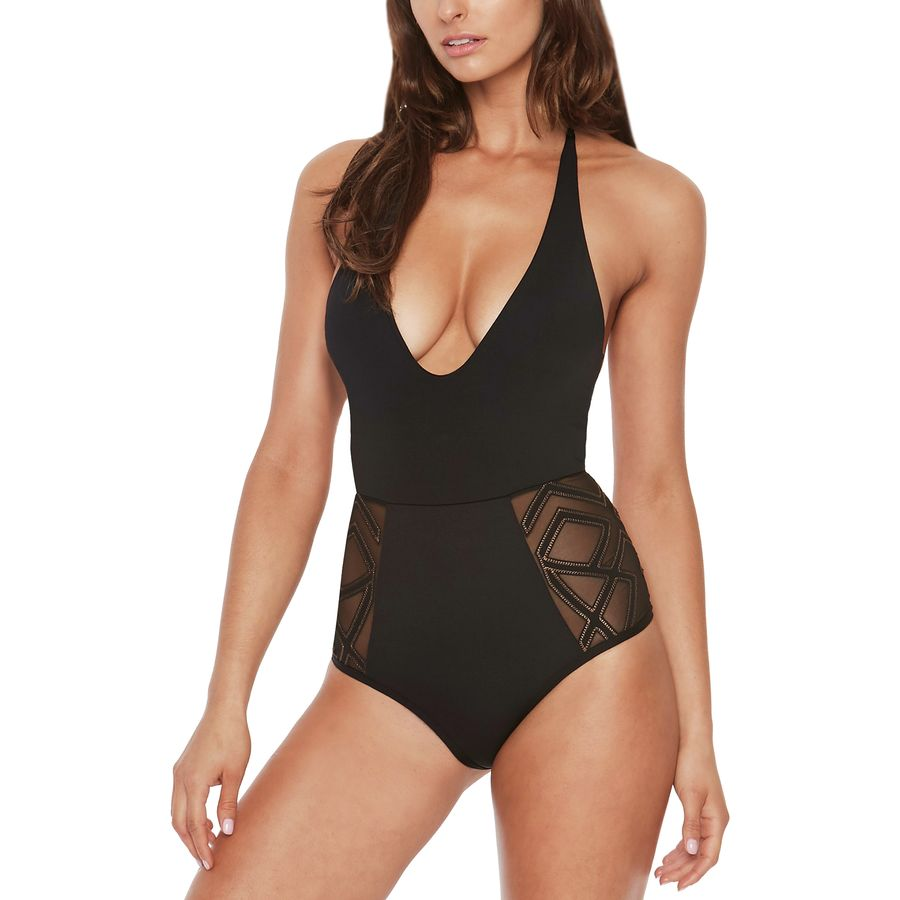 L Space Fireside Cheeky One-Piece Swimsuit - Womens