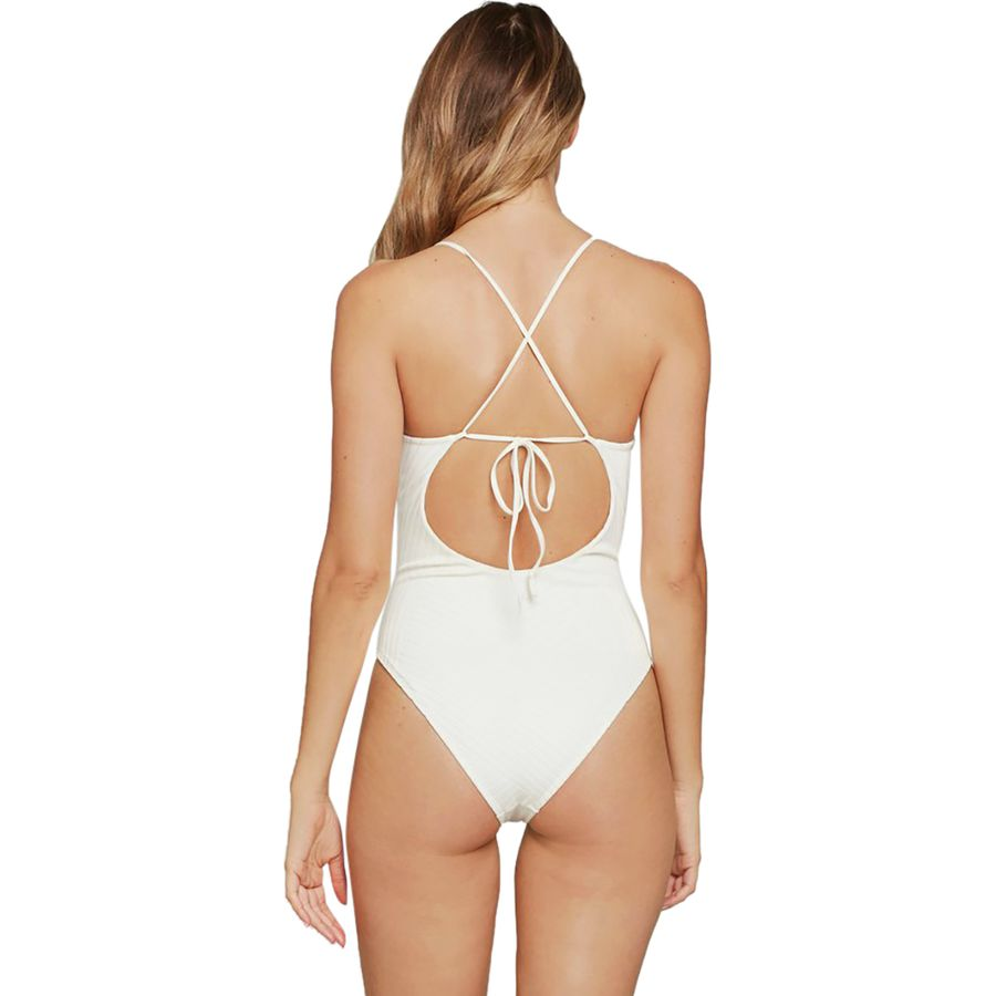6c8517e83da29 L Space Crossroads Texture Miss Molly One-Piece Swim Suit - Women s ...