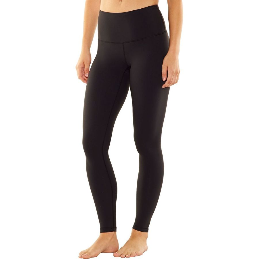 Lucy Studio High Rise Hatha Legging - Womens