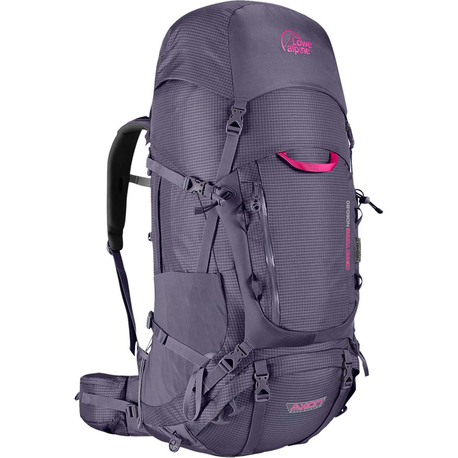 Lowe Alpine Cerro Torre ND 60:80L Backpack - Womens