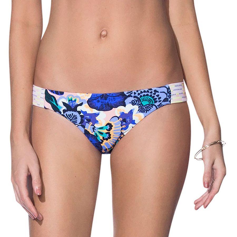 Maaji Hashtag Blue Lover Bikini Bottom - Womens