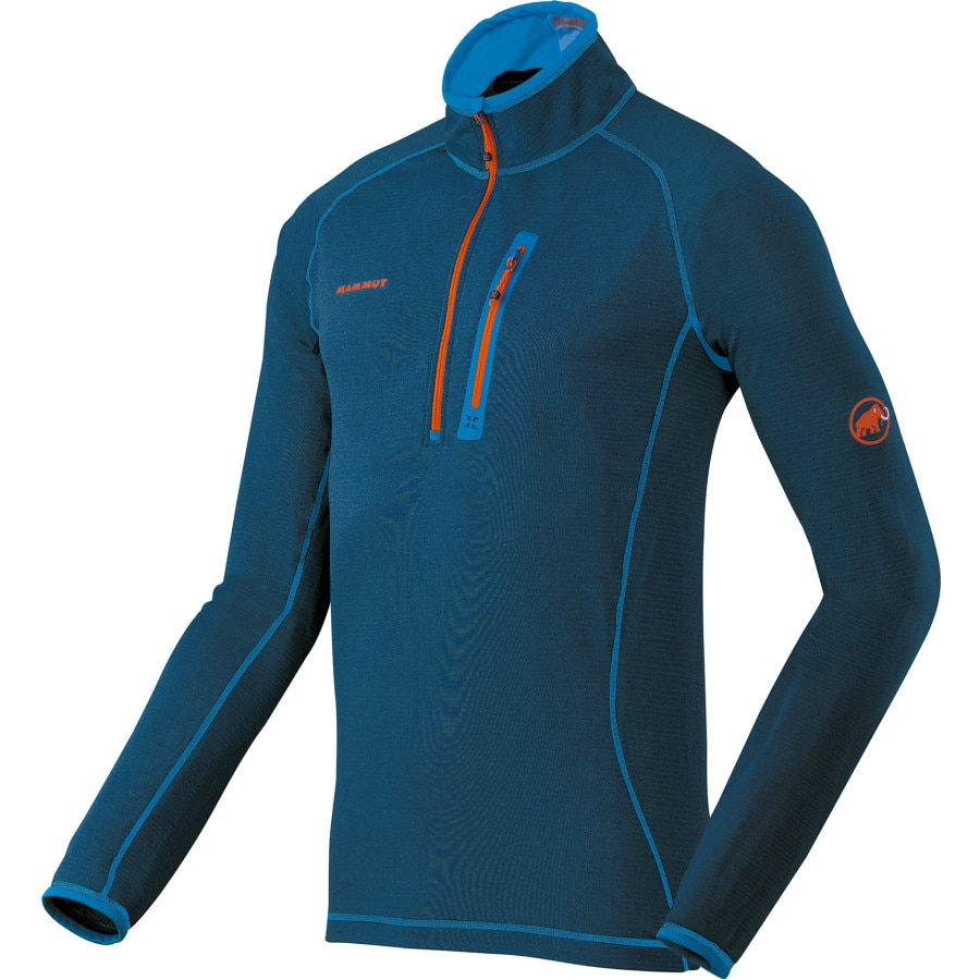 Mammut Eiswand Light Zip Pullover - Mens