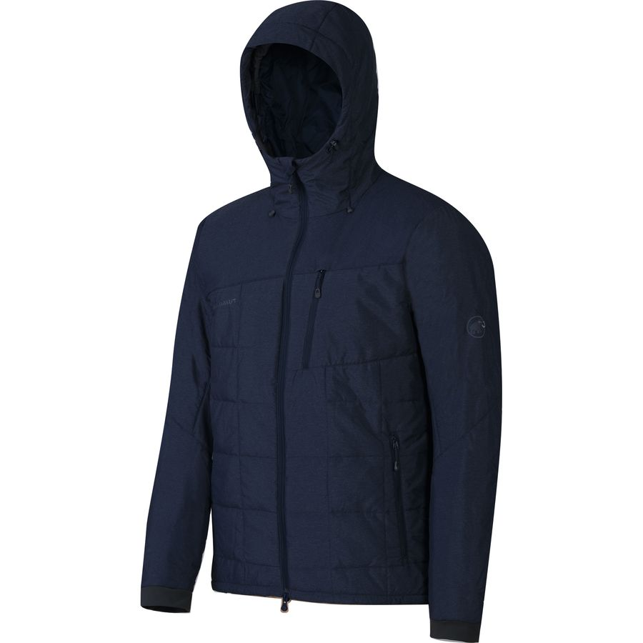 Mammut Alvier IS Hooded Jacket - Mens