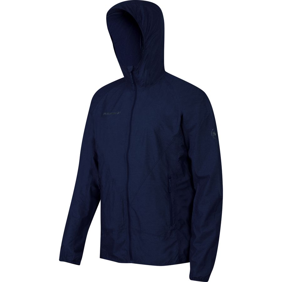 Mammut Crag WB Hooded Jacket - Mens